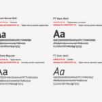 Borac-font